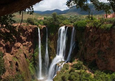 Rutas por Marruecos > Cascadas de Ouzou