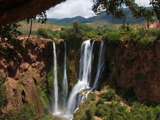 Cascadas de Ouzou Rutas por Marruecos