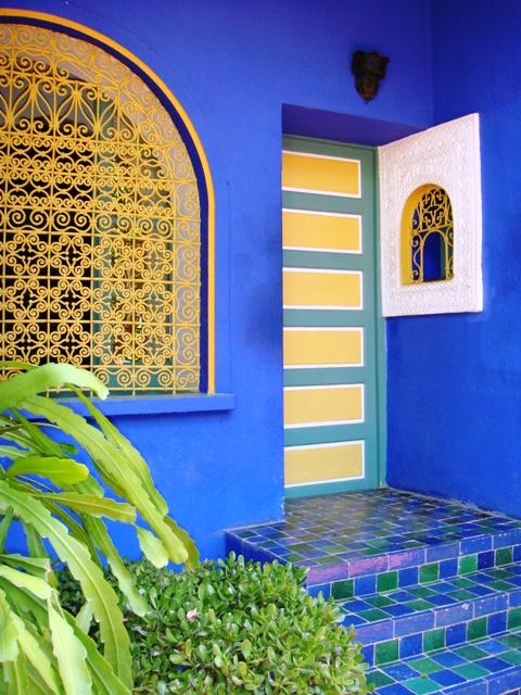 Rutas por Marruecos > Jardines Majorelle